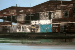 JOCK MCFADYEN Tate Moss, 2010, 200 x 300 cm