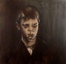 SAM JACKSON Vas Defrens, 2009, 60 x 60 cm, Private Collection