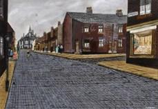 Colin Coates: Janson Street, c. 1950