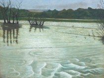 The Barrow in Flood, 2009, Courtesy of Kerlin Gallery