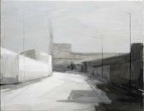 KATARZYNA COLEMAN Admiralty Road 2, 2012, 70 x 90 cm