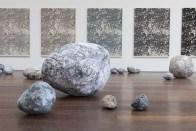 Installation view, Stone Series, 2013-2015