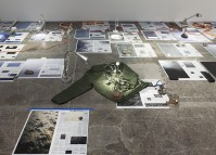 Installation view, Calendar Series, 2013-2015