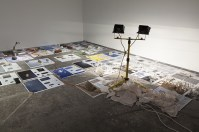 Installation view, Calendar Series, 2013-2015