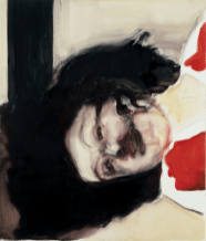 Dead Girl, 2002. Photograph: Los Angeles County Museum of Art © Marlene Dumas