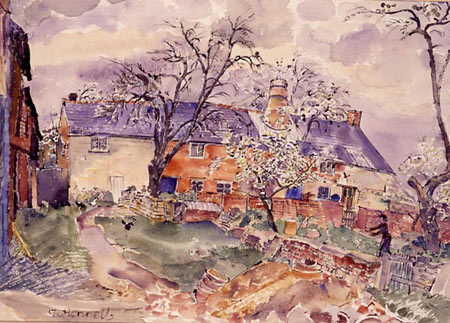 Thomas Hennell (1903-1945) Winchcombe Pottery, Winchcombe, Gloucestershire