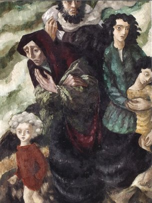 Ursula McCannell, 1936: Family of Beggars