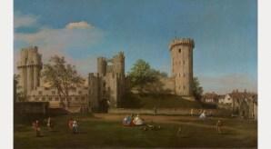 Warwick Castle, 1752. © Birmingham Museums Trust