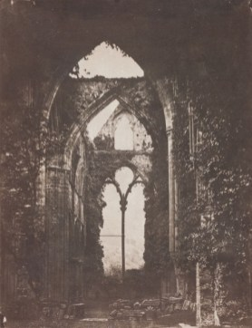 John Wheeley Gough Gutch Abbey Ruins, circa 1858 © Wilson Centre for Photography