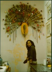 With work from the Peacock series, India, 1979