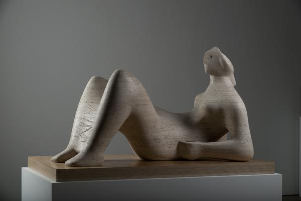 Draped Reclining Figure, 1978
