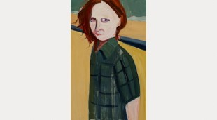 Vita by the Sea, 2014. Courtesy the artist and Victoria Miro Gallery. © Chantal Joffe