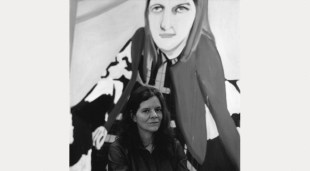 Nicholas Sinclair, Chantal Joffe, 2014