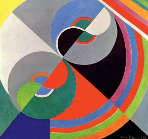 Rhythm Colour no. 1076, 1939
