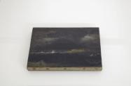 Peder Balke, A ship off a coast in stormy sea, 1844. Oil on canvas. Courtesy The Hearn Family Trust. Photo: Stuart Whipps