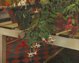 Greenhouse Interior, c1935. Lent by a private collector