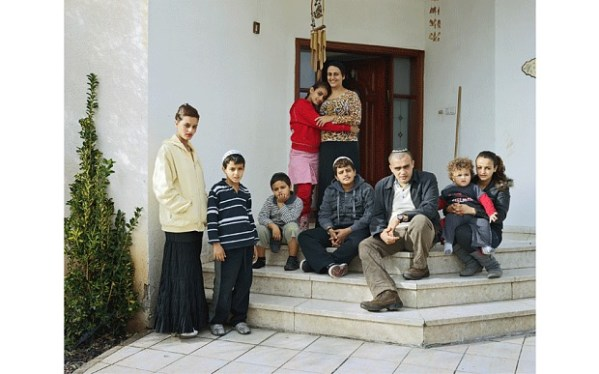 The Faez Family, Rehovot, 2009