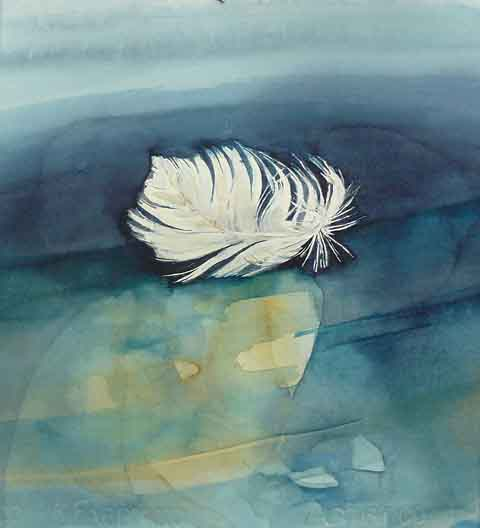 Andrea Kelland: As Light As A Feather