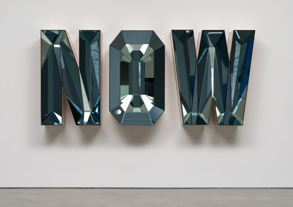 NOW (Blue Mirror), 2014
