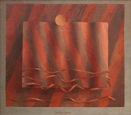 Dawn unfolding. Oil on canvas. 55x63 cm. 1983