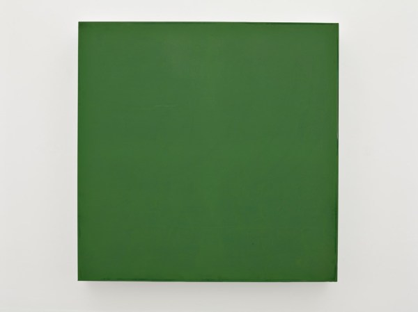 Noriyuki Haraguchi Untitled, 2003. Polyurethane 90 x 90 cm (35 3/8 x 35 3/8 in.)
