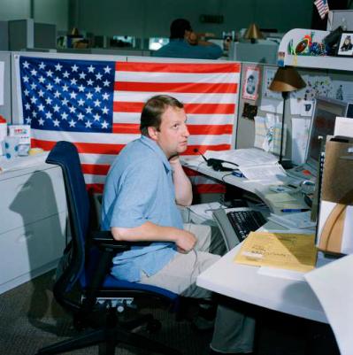 Louis Quail: Desk Job, Team Supervisor, Customer Service Representative, electricity and gas supplier, Berlin, Connecticut, USA 2007