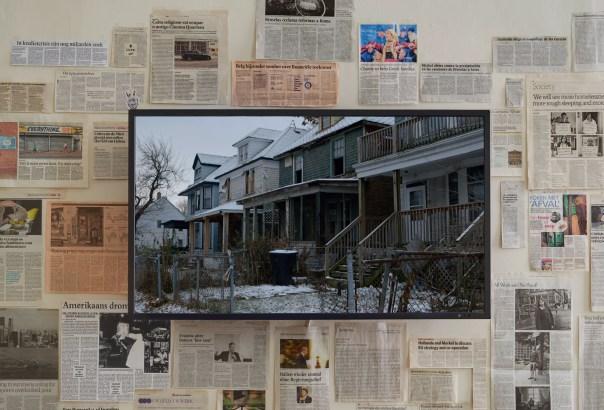 Ghost Dwelling II: Detroit, 2014
