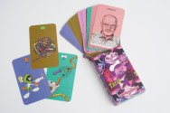 Alien Sex Club Tarot Cards, 2015