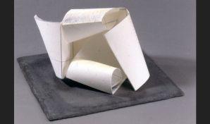 Paper Sculpture No.24 Rendering, 1993. Photo: Steven Sloman