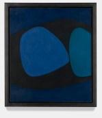 Salvador Corratgé: Espacios y Formas No.1 (Spaces and Forms No. 1), 1962.Oil on canvas,38 x 33 1/8 x 1 inches (96.5 x 84 x 2.5 cm)