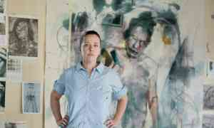 ABOUT ARTISTS: JENNY SAVILLE