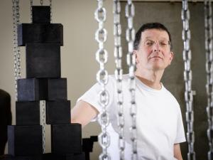 ABOUT ARTISTS: ANTONY GORMLEY