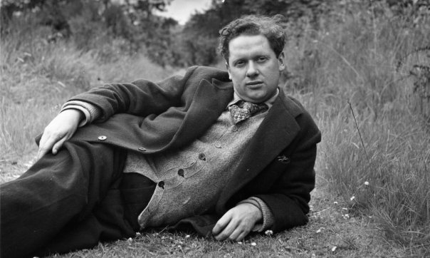 "Guardian, 2013: ""Dylan Thomas: Wales prepares to resurrect the poet's reputation."" Photo: Francis Reiss / Getty Images."