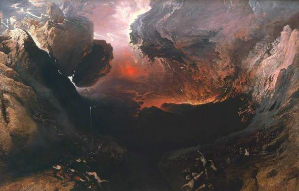 Martin, John, 1789-1854; The Great Day of His Wrath