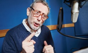 About Poets: MICHAEL ROSEN