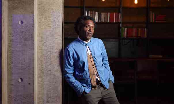 The Guardian, interview, May 2017: 'I was dehumanised': Lemn Sissay on hearing his harrowing abuse report live on stage. Photograph: Christian Sinibaldi