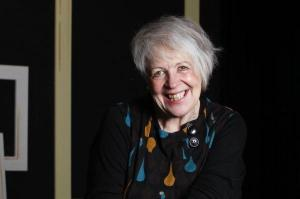 """The National, 29 June 2015. """"Makar Liz Lochhead says analytical approach is 'spoiling' how pupils learn to love poetry."""""""