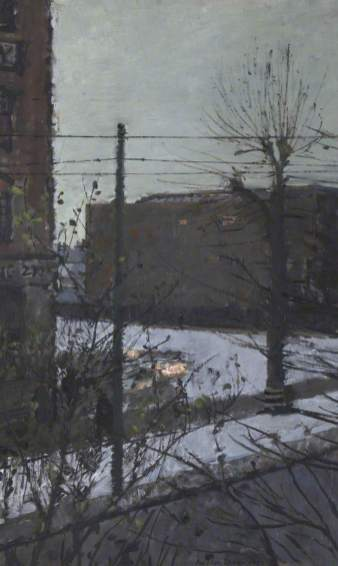 Hammersmith under Snow, Ruskin Spear (1911–1990), 1951