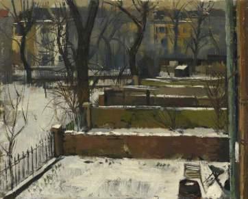 Lansdowne Road, Timothy Francis Gibbs (1923–2012)