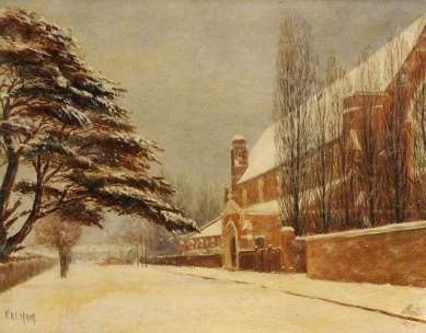 New St John's Church, Ernest A. L. Ham (1874–1958), 1917