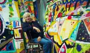 ABOUT ARTISTS: GILLIAN AYRES