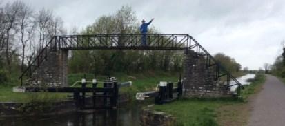 On Ribbontail Bridge