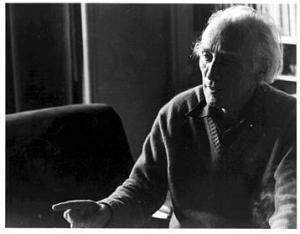 ABOUT POETS: NORMAN MACCAIG