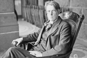 Clasics in Ñspel: HE WISHES FOR THE CLOTHS OF HEAVEN, by William Butler Yeats