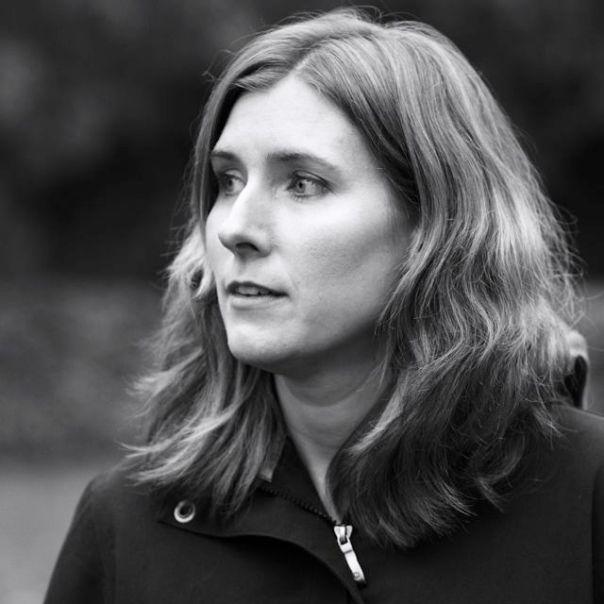 Fiona Benson, poet