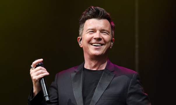 Rick Astley has said he will put on a free concert in Manchester for NHS and emergency workers. Photograph: Dave Simpson/WireImage