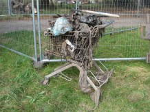 SUPERMUCKIT TROLLEY (retrieved from the River Sherbourne), August 2020