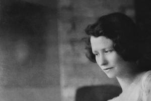 Clasics in Ñspel: THE BALLAD OF THE HARP-WEAVER, by Edna St. Vincent Millay