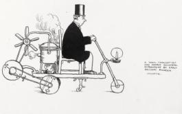 A WELL THOUGHT OUT AND NEARLY SUCCESSFUL EXPERIMENT BY EARLY RAILWAY PIONEER