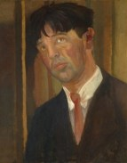 'Self-Portrait', 1923. Courtesy Stanley Spencer Gallery, Cookham (Barbara Karmel Bequest)
